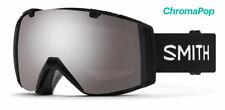 Smith Optics I/O Snowboarding Goggle - Black / ChromaPop Sun Platinum Mirror
