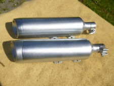 HARLEY DAVIDSON 2018 - 2020 SOFTAIL FATBOB MUFFLER SET  EXCELLENT CONDITION