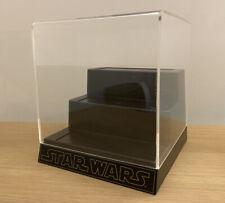 More details for star wars master replicas .45 lightsaber display case