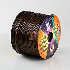 Road Rage 10 Gauge 250 FT Xtreme Hight Performance Wire Cables Black 250' 10 AWG