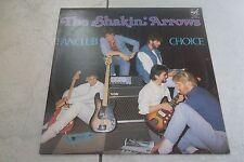 THE SHAKIN ARROWS  FANCLUB CHOICE LP  AMR 1977 85  DUTCH