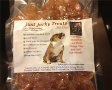 Natural Chicken Jerky Dog Treats - 100% Chicken, Made In Usa, No Chemicals!