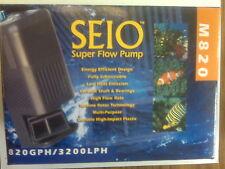 Rio Seio 820 Submersible Aquarium Pump Flows up to 820 gallons per hour