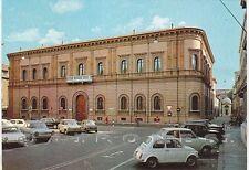 RAVENNA CITTÀ 150 BANCA CASSA RISPARMIO - AUTO d'EPOCA Cartolina viaggiata 1973