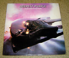 PHILIPPINES:DEEP PURPLE - Deepest Purple Very Best LP SCARCE