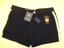 NWT Womens Ralph Lauren Polo Blue Label USA Olympic Team Navy Shorts L Large NEW