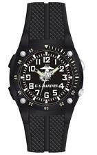U.S. Marine Corps EL Light Watch with Flashlight - 100m Water Resistant
