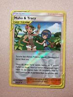 Pokemon - Welten im Wandel SM12 - Maho & Tracy 198/236 Near Mint Reverse Holo