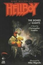 Hellboy: Bones of Giants by Mignola, Mike Paperback Book The Cheap Fast Free