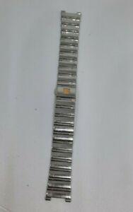 OMEGA CONSTELLATION genuine ladies stainless steel bracelet #6562/874