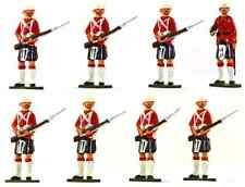 Bastion Models - Seaforth Highlanders - # A23sp - gloss paint metal 1/32nd scale