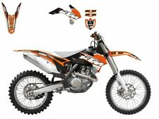 (BLACKBIRD) Sticker Kit Fits KTM SX-F 250 2013 2014 2015