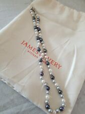 James Avery Retired Baroque Pearl Necklace