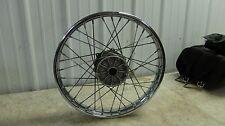 00 Yamaha XV250 XV 250 Virago Front Rim Wheel
