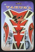 YAKUZA MotoGP Motorcycle Gas Tank Pad Protector Suzuki Yamaha Kawasaki Honda