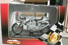 Motos miniatures rouges Majorette