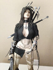 Medusa's Gaze Yamato Statue RARE sold out Luis Royo