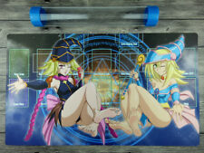 Dark Magician Girl & Gagaga Girl Master Ruler 4 YuGiOh Playmat Free Best Tube