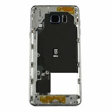 Samsung Galaxy Note 5 N920V N920P Middle Housing Frame Bezel Mid Chassis - Gold
