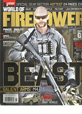WORLD OF FIRE POWER,  MAY / JUNE, 2014 ( SPECIAL GEAR SECTION, HOTTEST 24 PAGES)