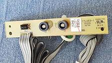 "Toshiba 20""LCD TV (NR-20W330DB) I.R Capteur Board 17LD63-1 29120XX790"