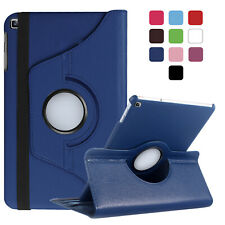 For Samsung Tab A SM-T510 T515 10.1 2019 Leather Flip Smart Stand Rotating Case