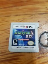 Nintendo 3ds Star Fox 64 3D demo version not for sale press kit