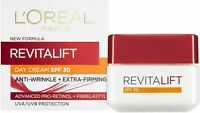 L'OREAL Revitalift Hydrating SPF30 Day Cream Anti-wrinkle + Extra firming - 50ml