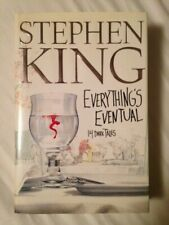 Everything's Eventual : 14 Dark Tales by Stephen King (2002, Hardcover) 1st Ed.