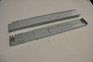 HP BladeSystem c-Class C3000 / C7000 Heavy Duty Rack Mount Rails kit 410893-001