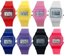 Unbranded Sport Adult Wristwatches with Alarm