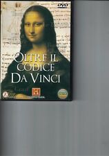 DVD - OLTRE IL CODICE DA VINCI - THE HISTORY CHANNEL - 2006