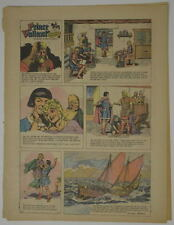 PRINCE VALIANT Full Color SUNDAY PAGE King Features Hal Foster 11/26/1967, #1607