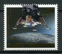 Germany 2019 MNH Apollo 11 Moon Landing 50th Anniv 1v Set Flags Space Stamps