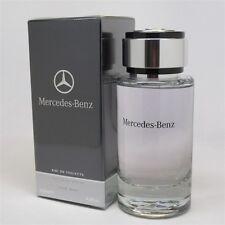 Mercedes Benz for Men 120 ml/ 4.0 oz Eau de Toilette Spray NIB