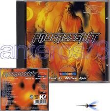 DISCORADIO PROGRESSHIT RARO CD: GIGI D'AGOSTINO DJ DADO