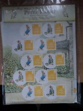 GB 2008 Smilers for Kids LS50 The World of Beatrix Potter - Peter Rabbit Pack