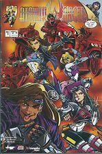 Atomik Angels (1996) #1A, CRUSADE COMICS