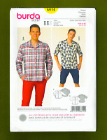 Pa- Women/'s Sizes 18-32-Uncut-Brand New Jacket Burda 8584 Sewing Pattern Top