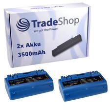 2x Akku 3500mAh für iRobot Scooba APS 14904 0853816149049 SP385-BAT SP5832