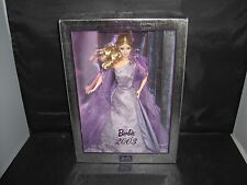 Barbie 2003 Collector Edition-Lavender Dress