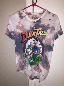 Duck Tales Tiedie Shirt