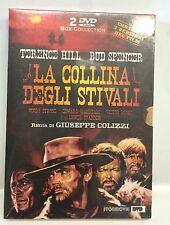 LA COLLINA DEGLI STIVALI - 2 DVD - TERENCE HILL, BUD SPENCER