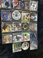 Playstation PS1 19 Games Lot: Crash, Big Air, Triple Play, Star Wars, NBA live