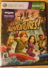 KINECT Adventures (Xbox 360 Kinect, 2010) *BRAND NEW SEALED* SHIPS FREE Mon-Sat!
