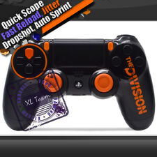 PS4 CUSTOM THE DIVISION RAPID FIRE MODDED CONTROLLER COD BLACK OPS 3 GHOST AW