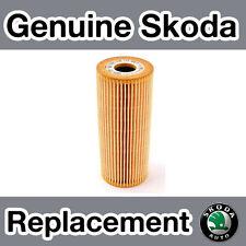 Genuine Skoda Octavia MKI (1U) (Diesel) (97-08) Oil Filter