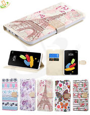 Bling Leather Diamond Glitter Wallet Case Cover For ZTE Sequoia / Blade Z Max