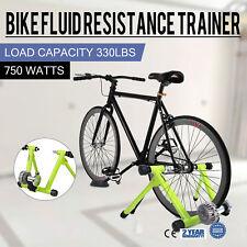 Indoor Bike Trainer Stand Fluid Resistance Exercise Durable 24-29 Inch  US