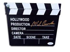 Mel Brooks Signed Autographed Mini Movie Clapper Director JSA DD73537